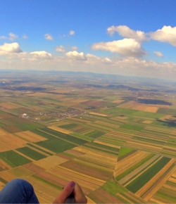 paragliding flight type
