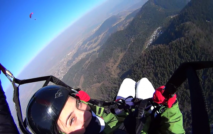 How to contact Zbor Tandem for your next paragliding adventure